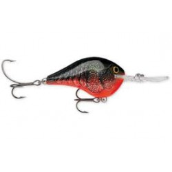 "Rapala Dives-To DT6 Red Crawdad 2"" 3/8oz"