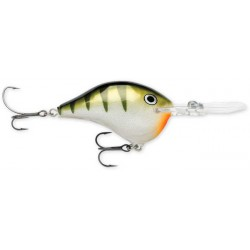 "Rapala Dives-To DT6 Yellow Perch 2"" 3/8oz"