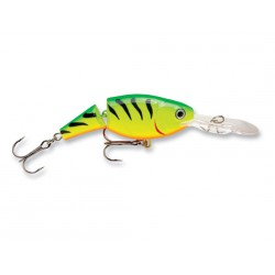 "Rapala Jointed Shad Rap Firetiger 2"" 1/4oz"