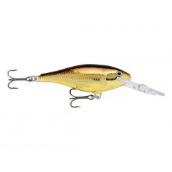 "Rapala Shad Rap Golden Alburnus 2 3/4"" 5/16oz"