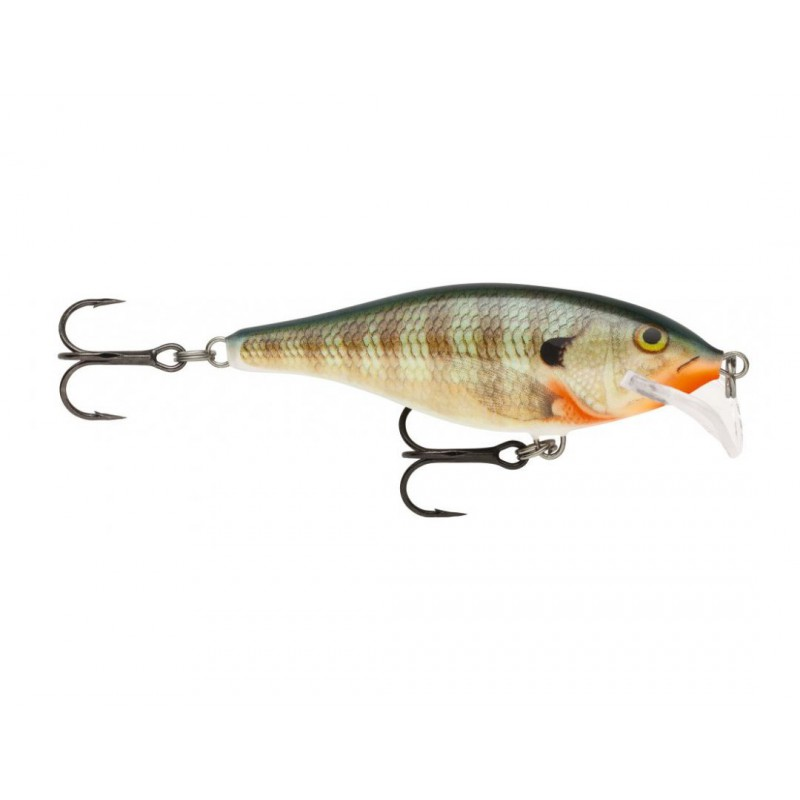Rapala scatter rap shad bluegill 2 3 4 1 4oz for Bluegill fishing lures
