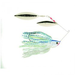 Strike King Baby Burner Blue Shad 1/4oz