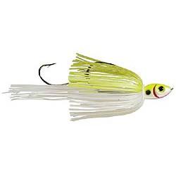 Strike King Premier Plus Chartreuse White 3/8oz
