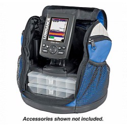 LOWRANCE UNIVERSAL PORTABLE PACK CASE - for Hook - Elite - Mark  3, 4 & 5