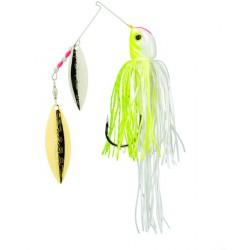 Strike King Bottom Dweller Chartreuse White 3/4oz