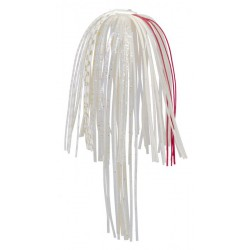 Strike King Perfect Skirt With Magic Tails BLEEDING SHAD