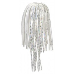 Strike King Perfect Skirt With Magic Tails SUPER WHITE
