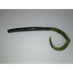 Ouzo Ribbon Tail Worm New Orleans 10""