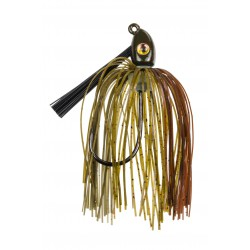 Strike King Tour Grade Swim Jig Green Pumpkin 1/4oz