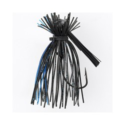 Jewel AJ Finesse Jig Black Blue 5/16oz