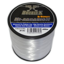 Double x Hi-Abrasion Fluorescent White 30LB 600M
