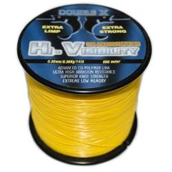Double x Hi-Abrasion Hi-Vis Yellow 10LB 600M