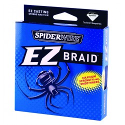 Spiderwire EZ Braid Moss Green 15lb 100m