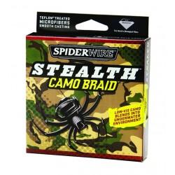 Spiderwire Stealth Camo Braid 50lb 114m