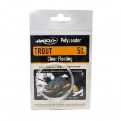 Airflo PolyLeader Clear Floating 12lb 1.5m
