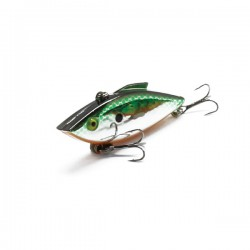 Cull-em Value Series Rattler Olive Flash 6cm