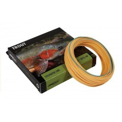 Airflo Sixth Sence Peach Floating Weight Forward Delta Taper