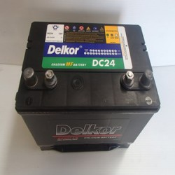 Royal Delkor DC31 100 A/H Deep Cycle Marine Battery