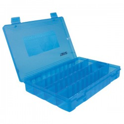 Relix TB12 Tray Clear Blue