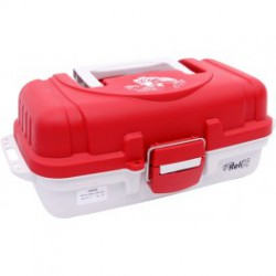Relix TB21 Vibe 1 Tray Red White