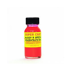Supercast Concentrate Muti's Muddy Red Special 50ml