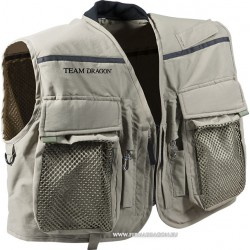 Team Dragon KA-11 Fly Vest XXXLarge
