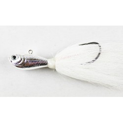 Spro Prime Bucktail Jig Chrome Silver 1/2oz