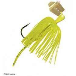 Z-Man Original Mini Chatterbait Chartreuse 1/4oz