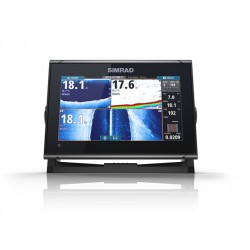 Simrad GO-9 XSE TouchScreen Fishfinder / Chartplotter / MFD