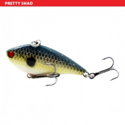 Sensation Micro Bass Blade Lipless Pretty Shad 1 1/2""