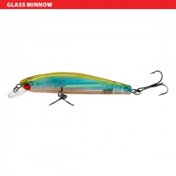 Sensation Micro Bass Jerk 50 Glass Minnow 2""
